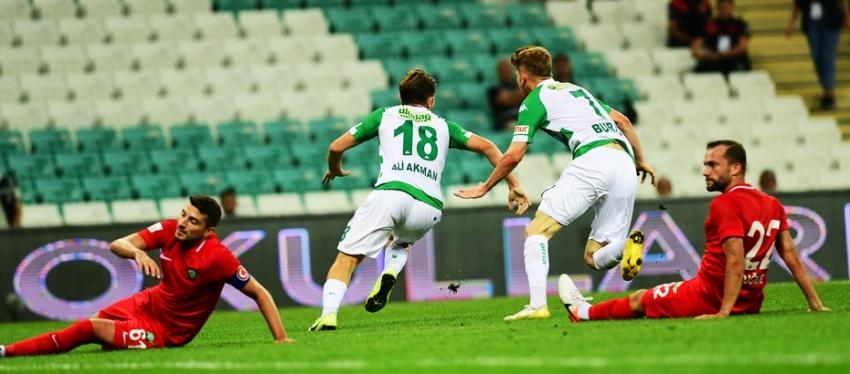 Bursaspor'un 3 maçının tarihi açıklandı!