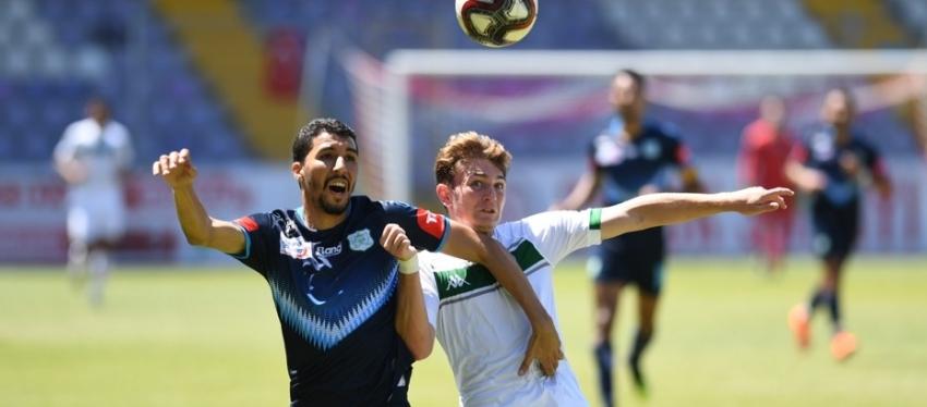 Bursaspor 1-0 El Jadida