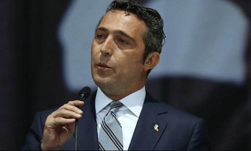 Ali Koç'tan şok Bursaspor açıklaması