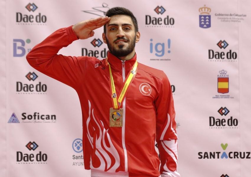 Alpaslan Yamanoğlu, Dünya Şampiyonu oldu