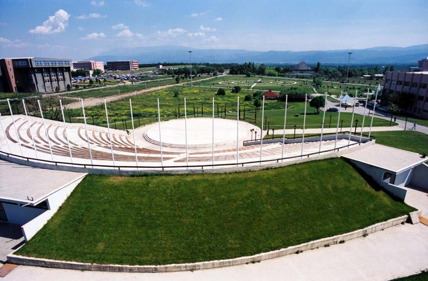 Uludağ Üniversitesi'ne yeni fakülte binası