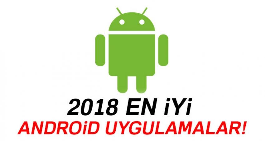 En iyi bilinmeyen android uygulamaları 2018