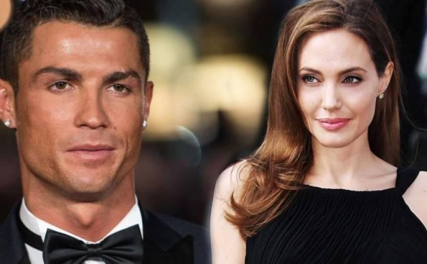 Angelina Jolie ile C Ronaldo türk dizisinde buluşuyor