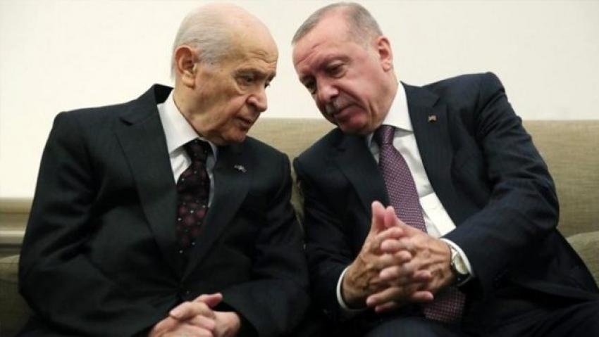 AK Parti ve MHP arasında problem mi var?