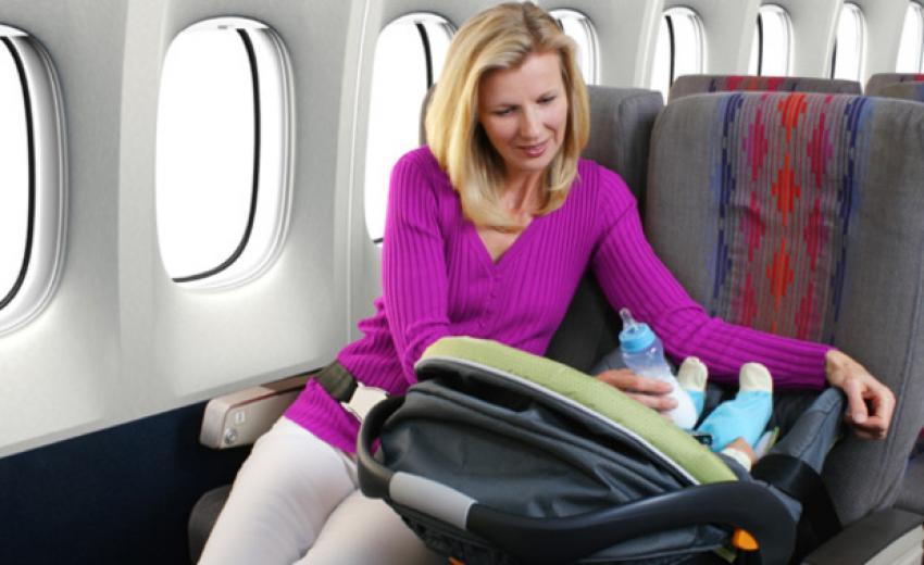 Bebeğiyle tatile çıkacaklar dikkat
