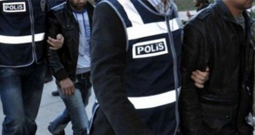 Suç örgütü operasyonunda 25 gözaltı!