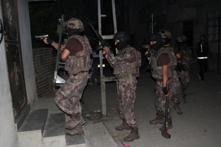 Gaziantep'te FETÖ operasyonu: 7 gözaltı