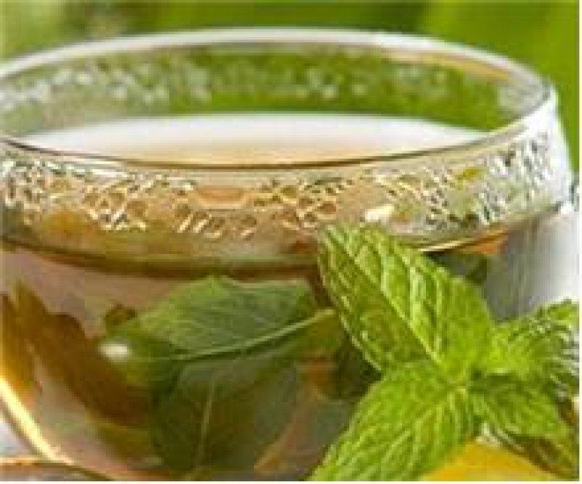 Antioksidan zengini yeşil çay