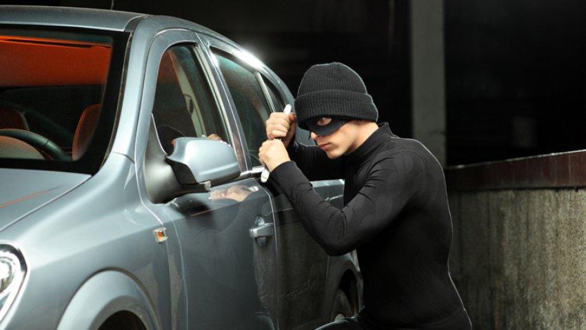 Bursa'da hırsızlar yine iş başında!