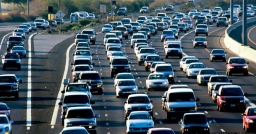 Türkiye'de araç sayısı 23 milyona yaklaştı
