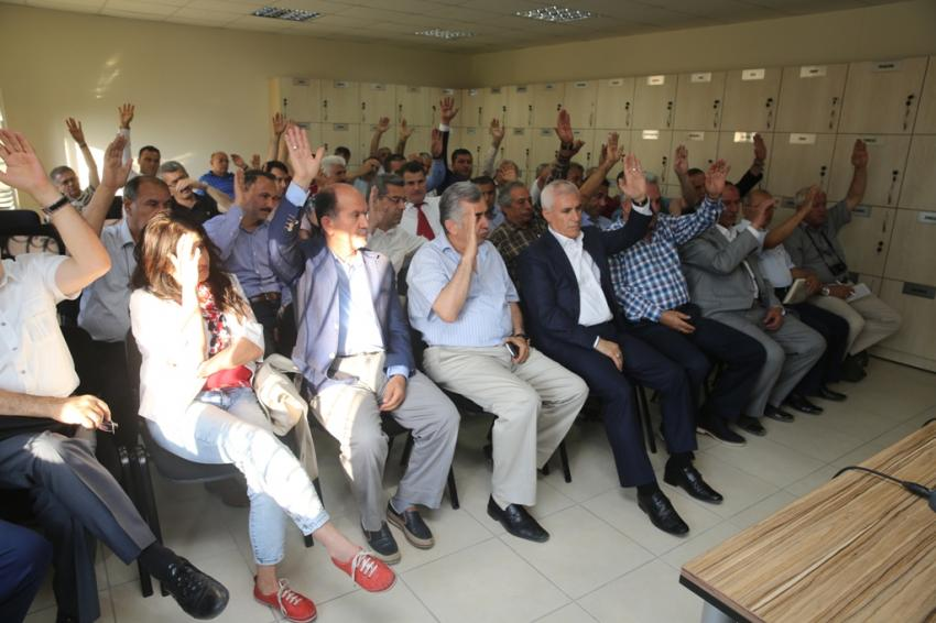 Anadolu Arastası yönetimi seçildi