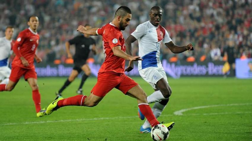 Türkiye-Hollanda maçı biletleri tükendi