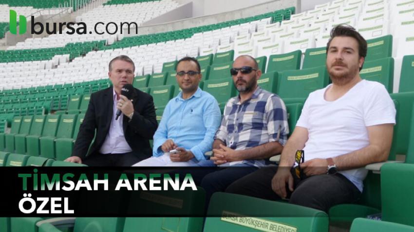 Timsah Arena (Özel)