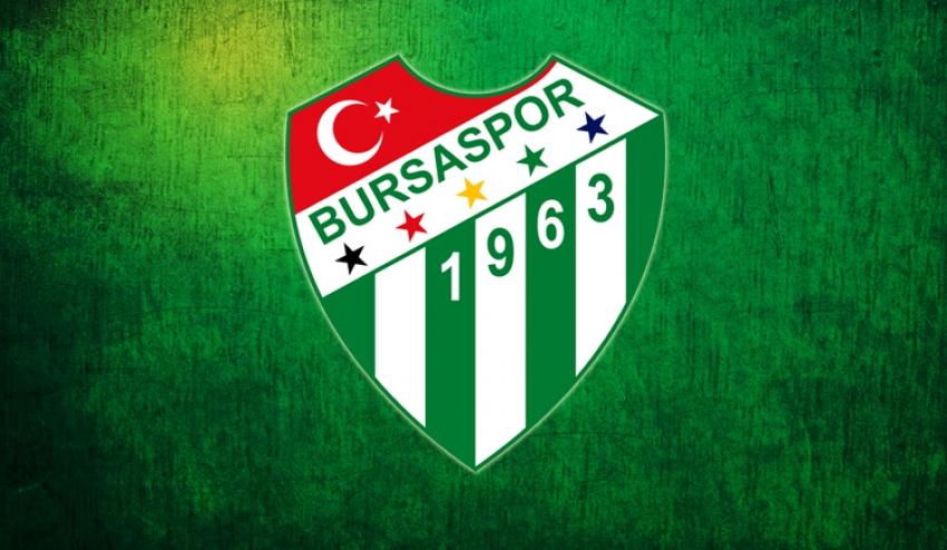 Bursaspor'un ilk 3 maç tarihi açıklandı