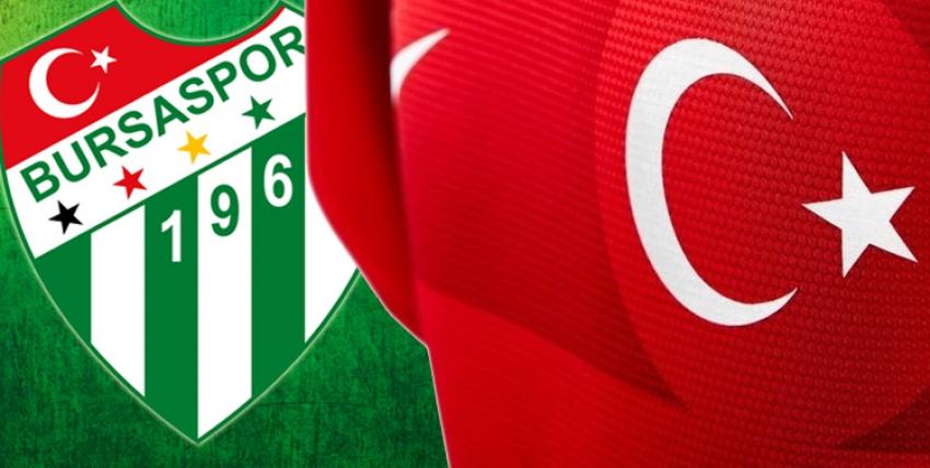 Milli takıma Bursaspor'dan üç oyuncu