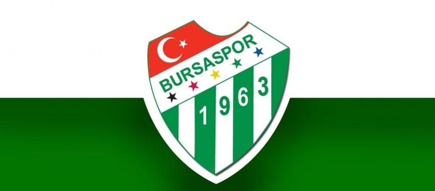 Bursaspor'dan kutlama mesajı