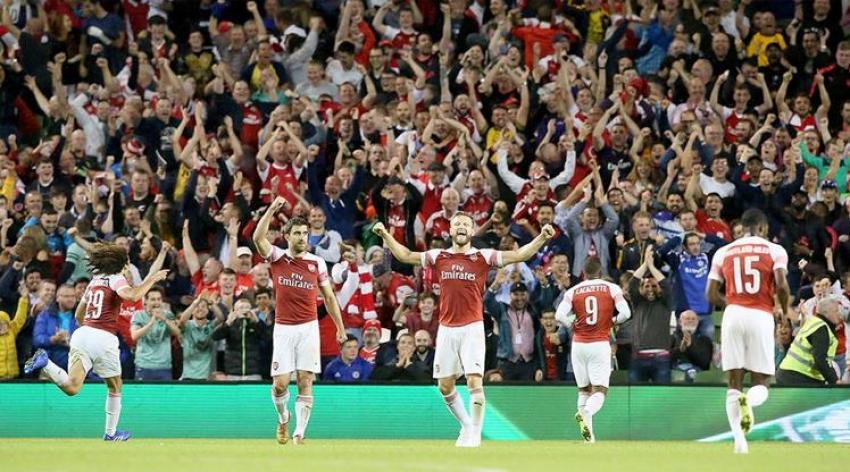 Arsenal 6-5 Chelsea