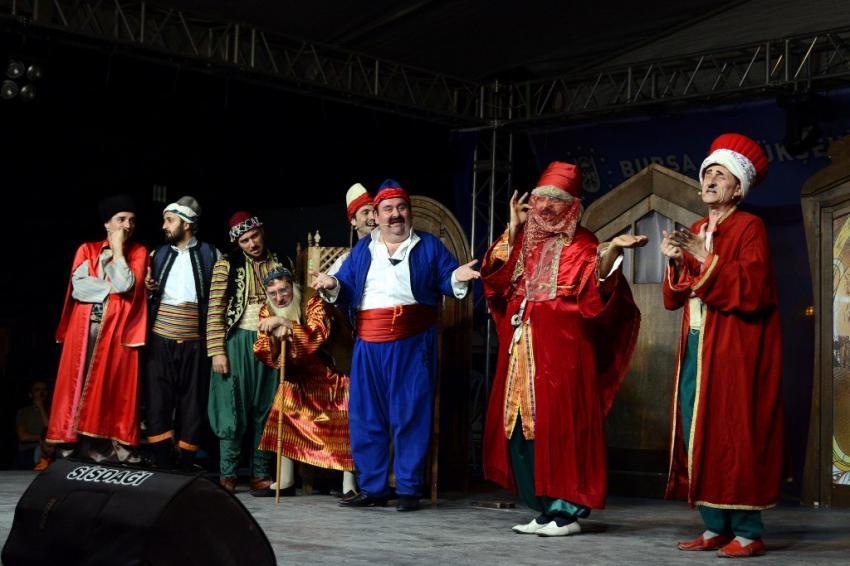 Arslan Bey'in Kerimesi Nilüfer'de sahnelendi