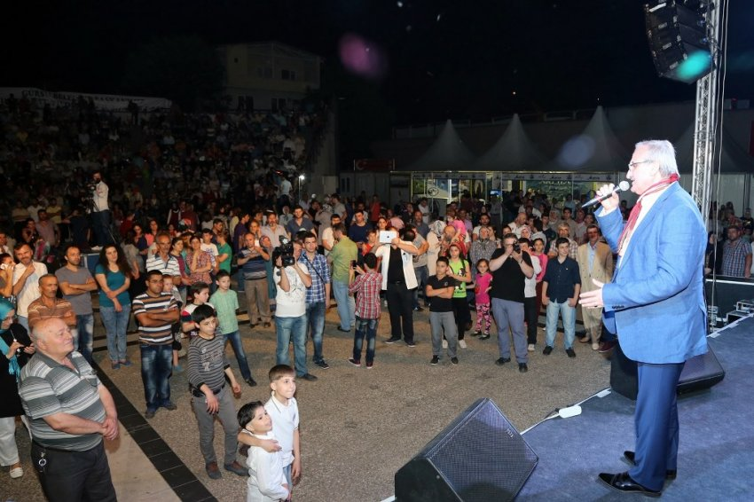 Ulu Şehri vatan kılanlara Vali selamı!