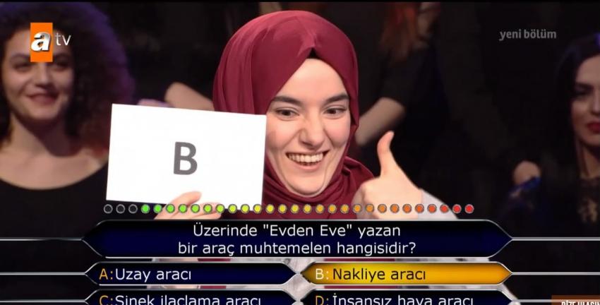Türkiye'nin sempatisini kazanan Gülsüm...