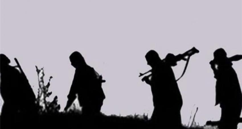 Askeri bölge yolunu yapan araçlar PKK tarafından yakıldı