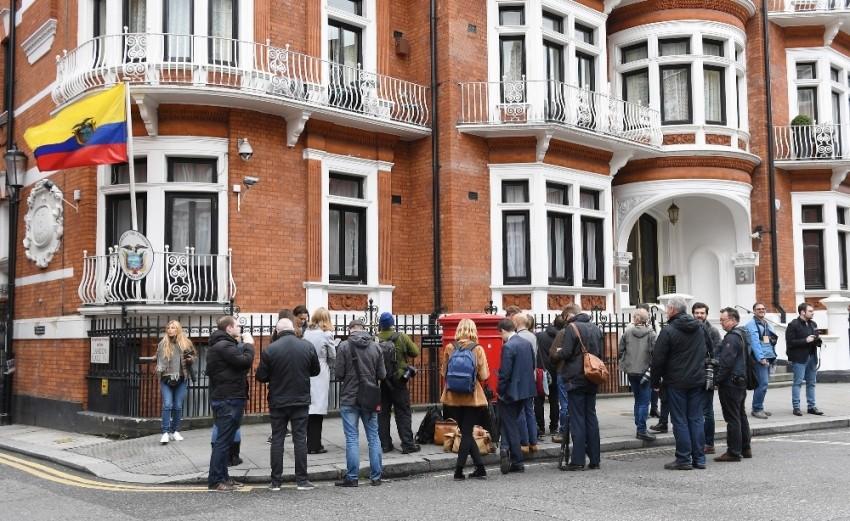 Assange'ın tecavüz soruşturması kapatıldı