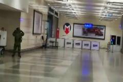 Atatürk Havalimanı metro istasyonunda alarm