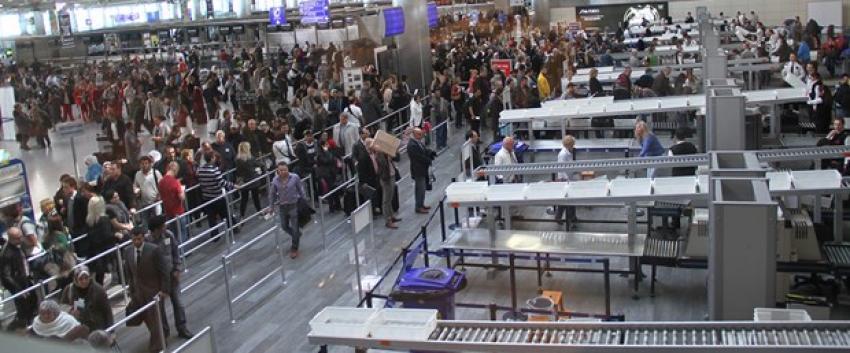 Atatürk Havalimanı'nda ölüm