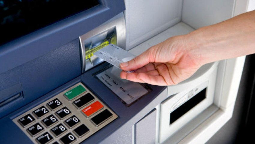 Bankadan para çektikten sonra dikkat!
