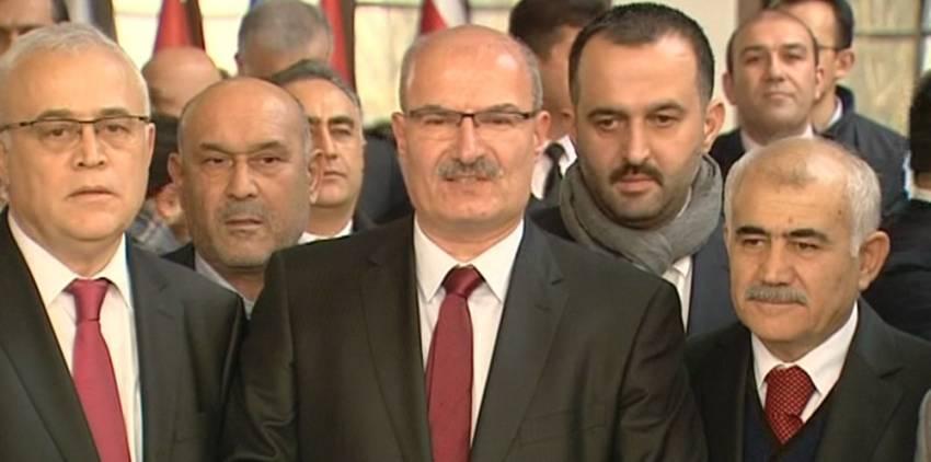 ATO'ya yeni başkan: Gürsel Baran