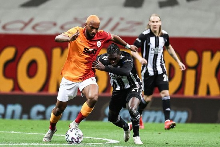 Galatasaray:3-1 Beşiktaş