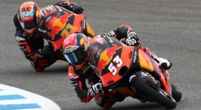 Milli motokrosçular Avrupa'da piste çıkacak