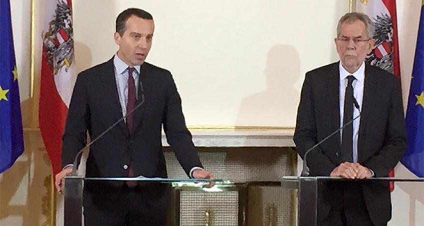 Avusturyalı siyasilerden Referandum sonrası ilginç sözler