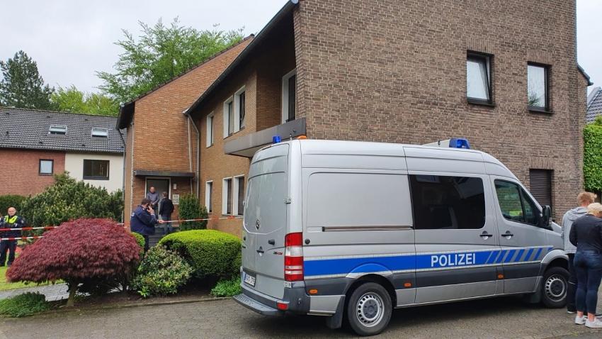 Almanya'da çatışma: 1 polis öldürüldü