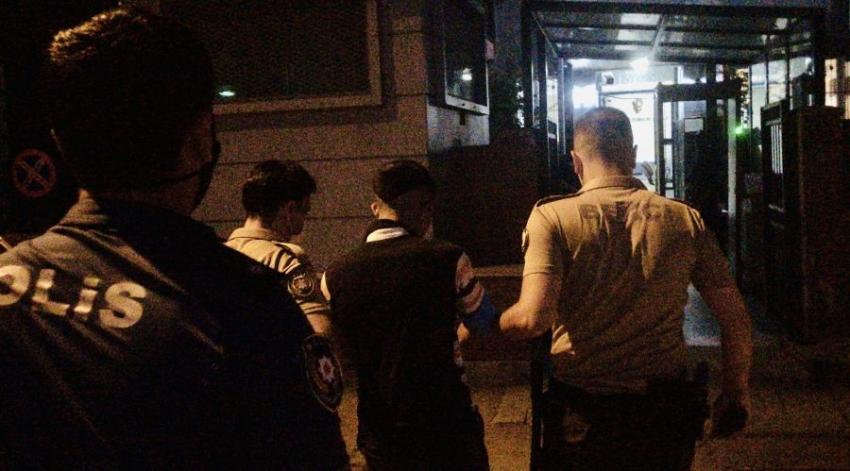Bursa'da yakalanan hırsız: Bende virüs var!