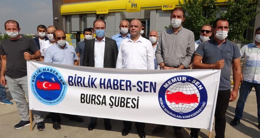 Bursa'da mobbing isyanı