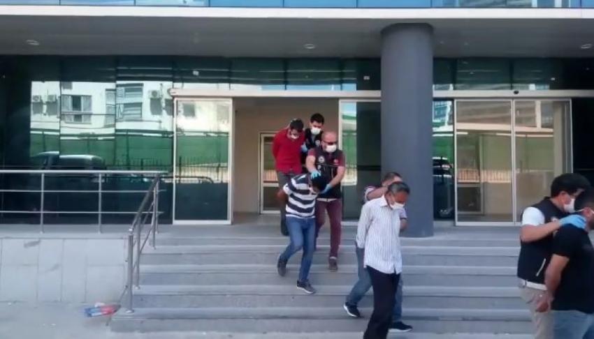 Bursa'da torbacı operasyonu!