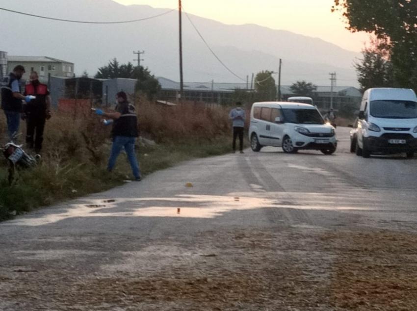 Bursa'da miras cinayeti