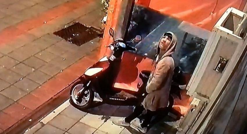 Bursa polisinin aradığı hırsız