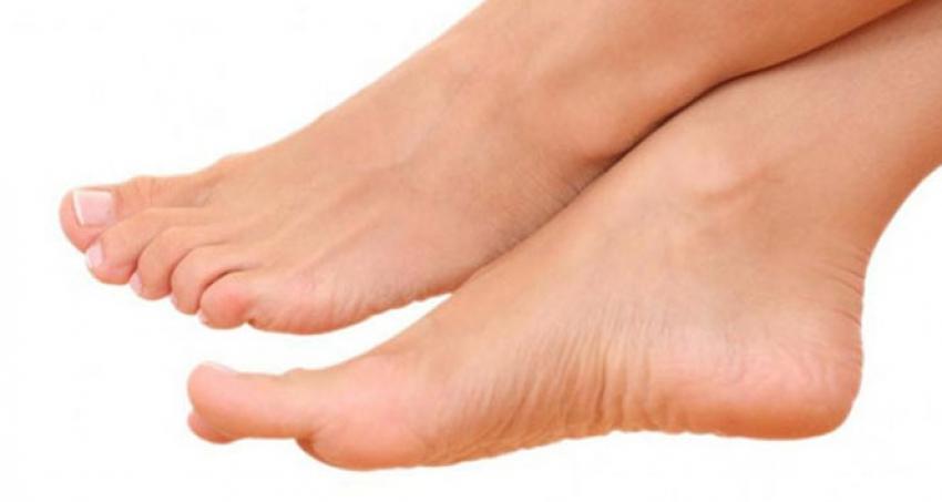 Sıcak yaz günlerinde ayak sağlığına dikkat!