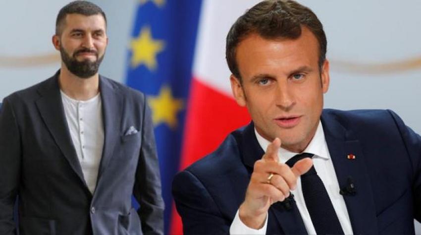 Macron yönetimini çıldırtan Türk!
