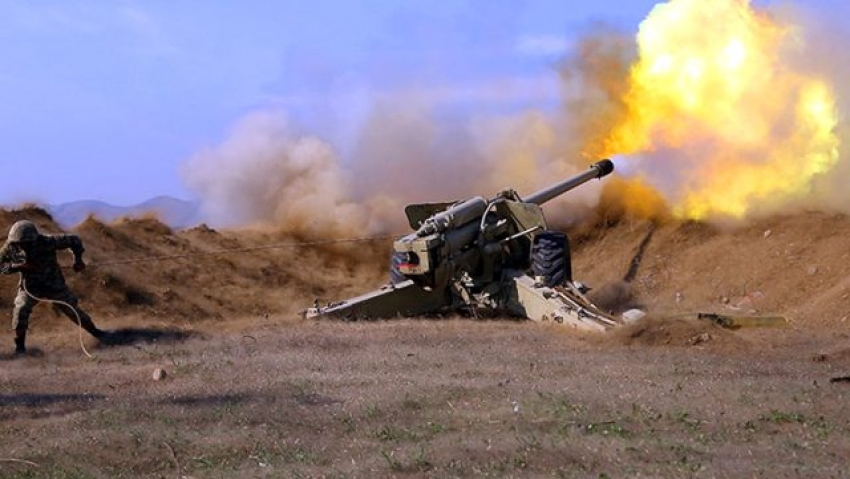 Azerbaycan vura vura ilerliyor
