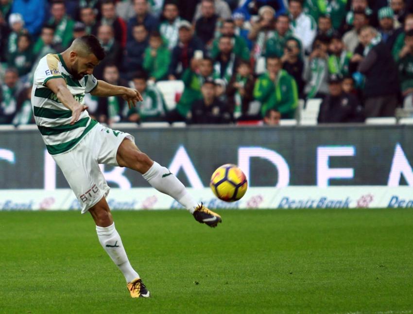 Bursaspor 4-0 Antalyaspor