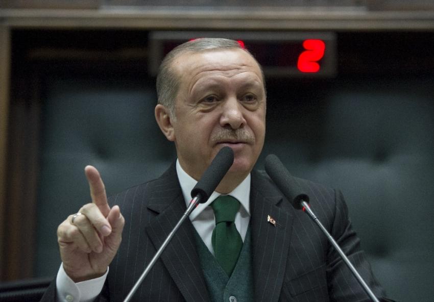 Erdoğan'dan net uyarı!