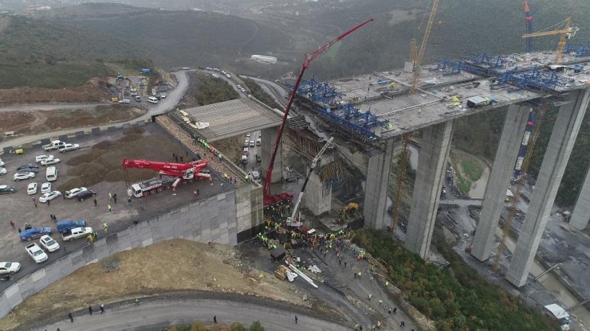Kuzey Marmara Otoyolu'ndaki kazayla ilgili 14 kişiye soruşturma açıldı