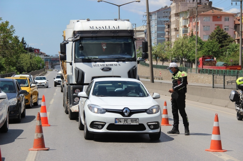 Bursa'ya adli işlem için geliyorlardı!