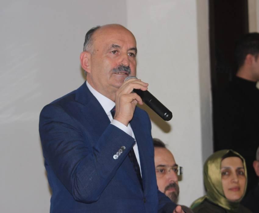 """Bakan MÜezzinoğlu'ndan """"yeni anayasa"""" açıklaması"""