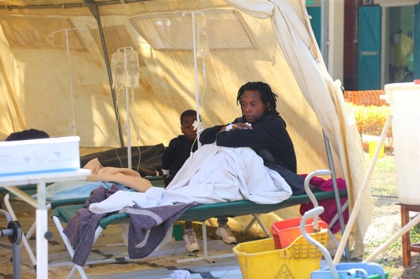 Zimbabve'de kolera salgını alarmı