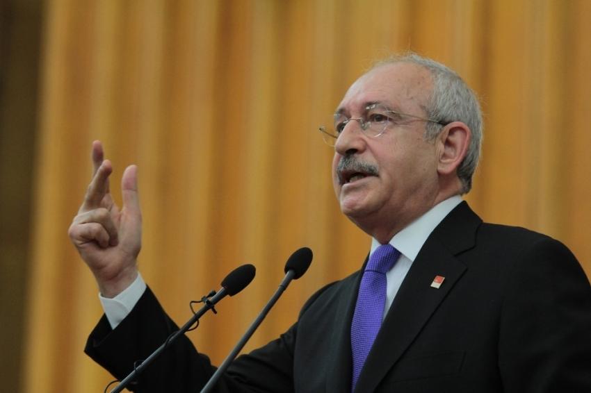 CHP Genel Başkanı Kemal Kılıçdaroğlu İzmir'den aday oldu