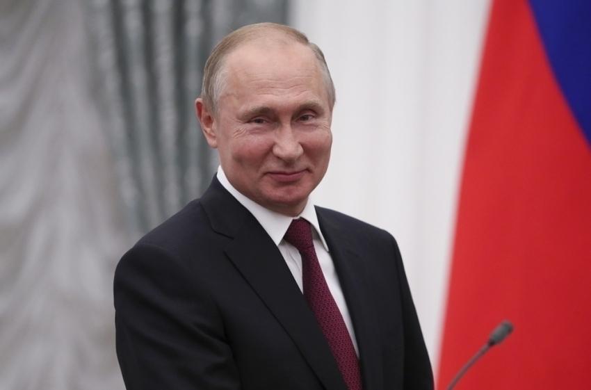 Putin'den Kurban Bayramı mesajı